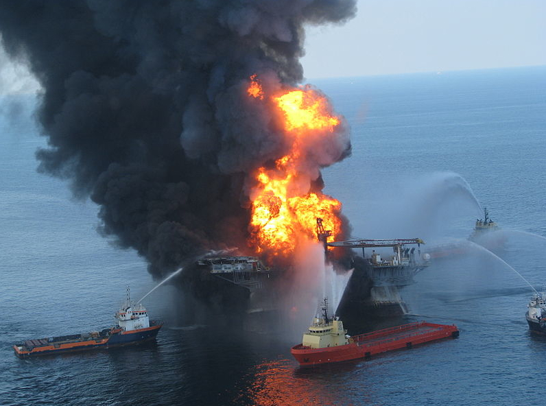 Deepwater Horizon Wikimedia Commons