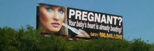 Anti-Abortion Billboard Florida