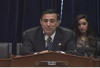 Rep. Darrell Issa (R-CA) Contraception Hearing 2-16-12