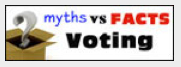 Myths vs Facts About Voting