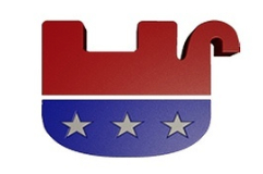 GOP Upside Down