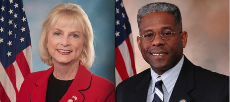 Allen West, Sandy Adams