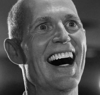 *Rick Scott Crazed