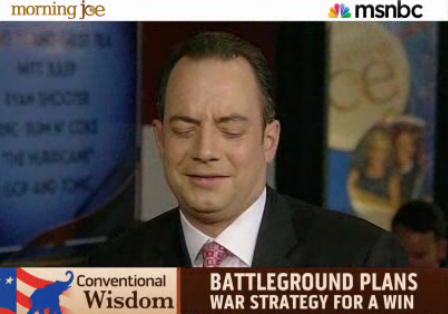 Reince Priebus On Morning Joe