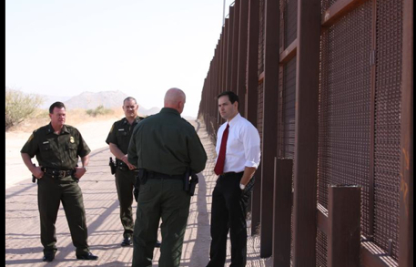 Marco Rubio - Fence You In?