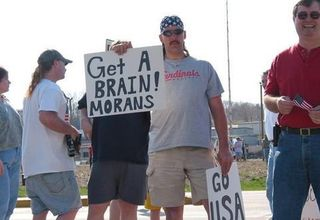 How To Rebrand Morans