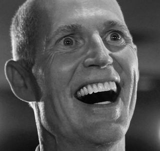 Rick Scott- Crazed
