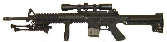 AR-15, Wikimedia Commons