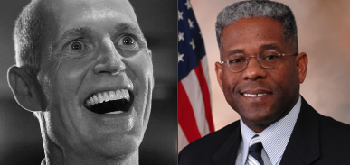 Rick Scott & Allen West