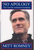 No Apology-Mitt Romney