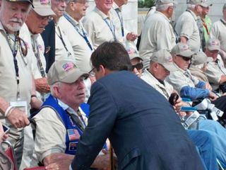 Gus Bilirakis-Honor Flight Or Flight From Honor