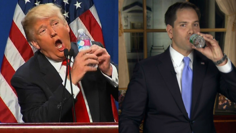 Trump's And Rubio's Thirst For Misinformation