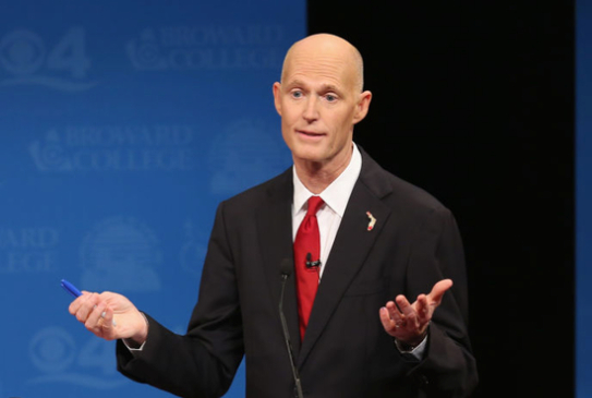 Rick Scott- How Would I Know?